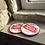 Thumbnail: imake STELLA ARTOIS Wooden Wall Badge with 2  FREE MATCHING COASTER SET