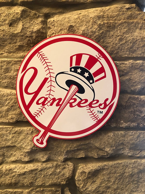 imake MLB New York Yankee's Wall Badge