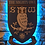 Thumbnail: Personalised Sheffield Wednesday Wall Light
