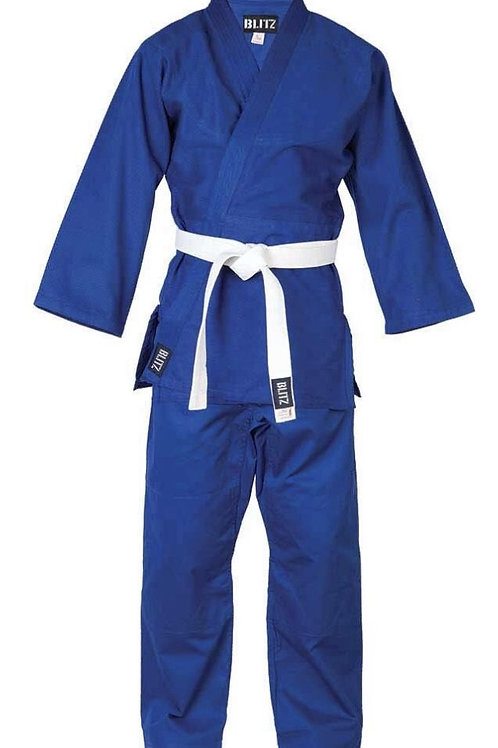 Blue Judo Kit Blitz