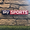 Thumbnail: Sky Sports Network Signage Wooden Wall Plaque