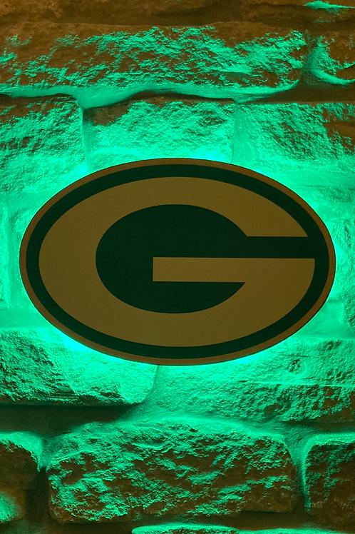 imake NFL Green Bay Packers Wall Light