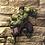Thumbnail: The Incredible Hulk wooden wall Character