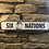 Thumbnail: Six Nations Network Signage Wooden Wall Plaque