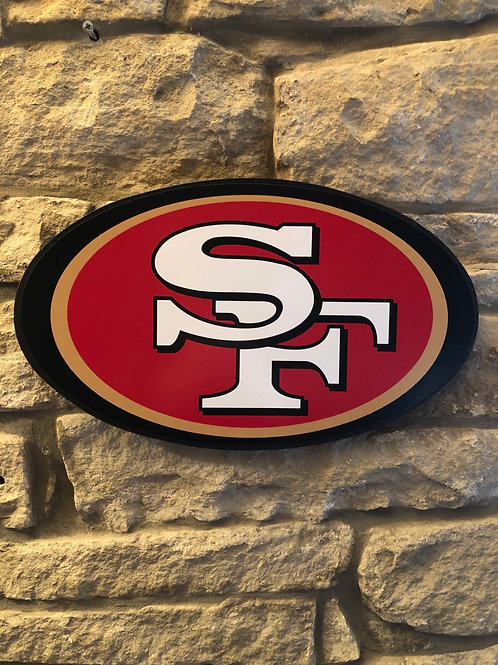 imake NFL San Francisco 49ers 2020 Logo