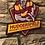 Thumbnail: Large Huddersfield Masters RL Wooden Wall badg