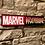 Thumbnail: Marvel Studio Hero Wooden Wall Signs