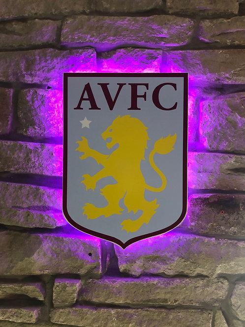 imake Aston Villa  FC Wall Light