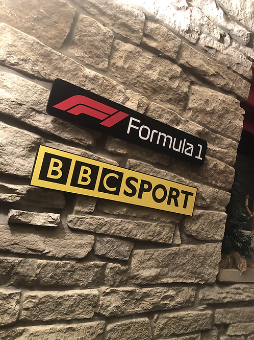 F1 Formula 1 & BBC Sports Network Bundle