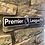Thumbnail: Premier League Network Signage Wooden Wall Plaque