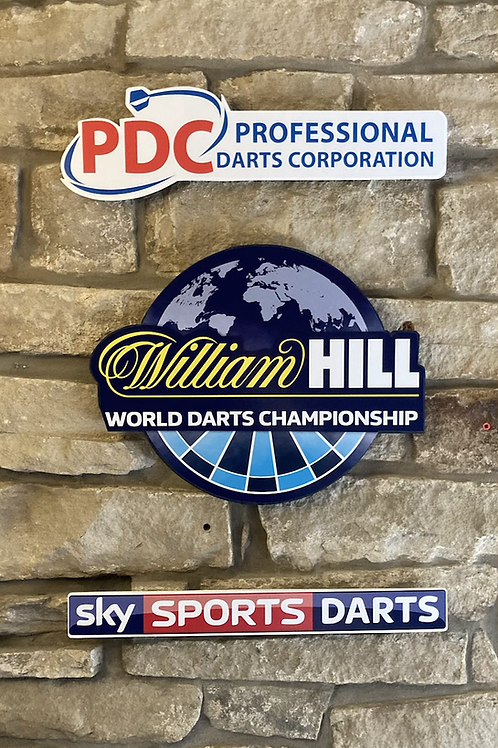 William Hill World Darts Championship Home Set