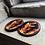 "Thumbnail: Jurassic Park ""Burning"" Wooden Coasters"