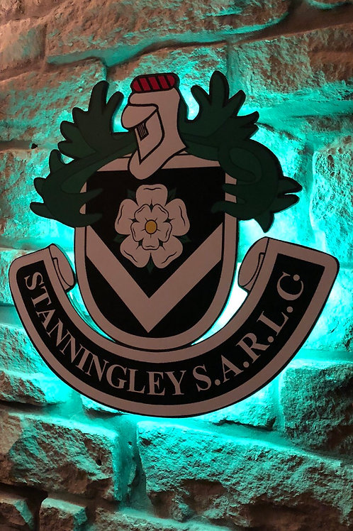 imake Amateur Rugby Club Wall Light