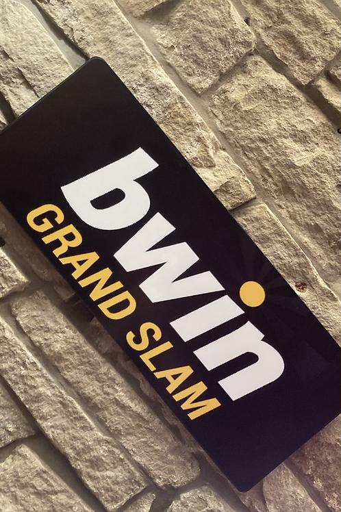 bwin GRAND SLAM Darts Plaque