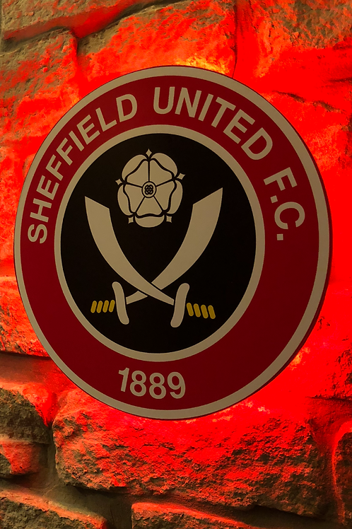 Sheffield United Wall Light