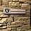 Thumbnail: imake Stadium Street Wooden sign