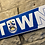 Thumbnail: Huddersfield Town FC Exclusive Design Wooden Wall Sign