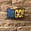 Thumbnail: Teen Titans Go wooden wall logo