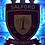 Thumbnail: imake Salford Red Devil's Wooden Wall Light