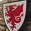 Thumbnail: Wales National Football Team Wall Light