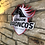 Thumbnail: imake London Broncos Rugby League Badge