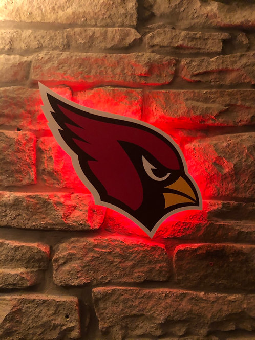 imake NFL Arizona Cardinals Wall Light
