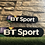 Thumbnail: BT Sports Network Signage Wooden Wall Plaque