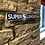 Thumbnail: Super League Network Signage Wooden Wall Plaque