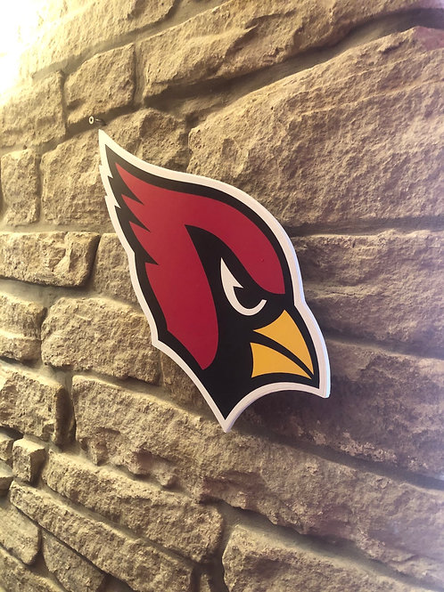 imake NFL Arizona Cardinals Large Head