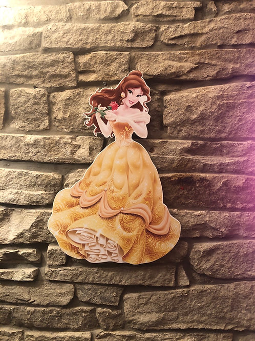 "Handmade Bella; from the classic Disney film ""Beauty & the Beast"""