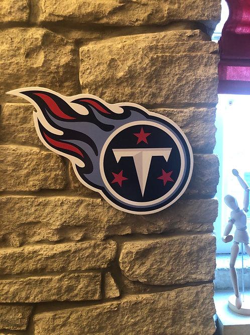 imake NFL Tennessee Titans 2020 Logo