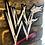 Thumbnail: imake Retro WWF Wrestling Attitude Wooden Wall Logo