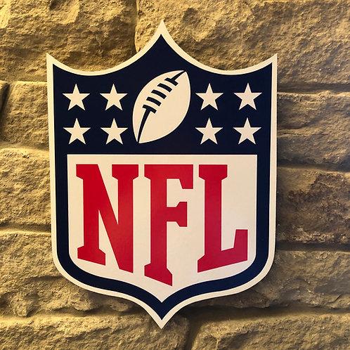 Imake NFL league Wall Badge