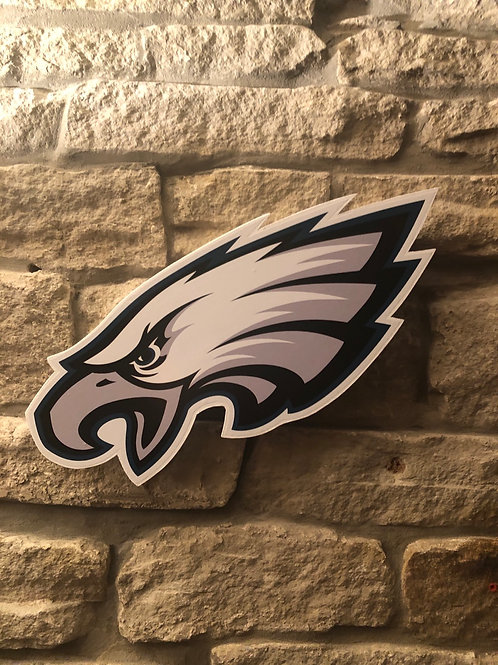 imake NFL Philadelphia Eagles 2020 Head Badge