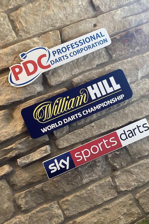 Pro Home NEW SKY Darts William Hill Wall Set