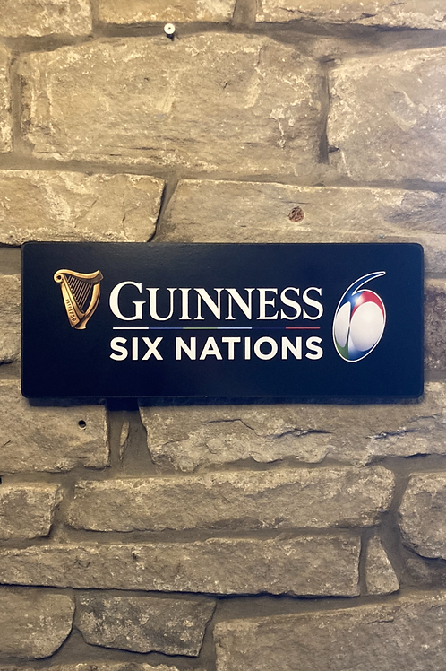 GUINNESS 2021 Six Nations