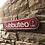 Thumbnail: Subbuteo 1980's Classic Wooden Wall Sign