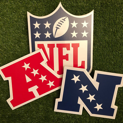 imake NFL league American Conference Set
