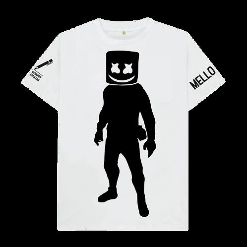 """Fortnite """"DJ Marshmello"""" T-Shirt"""