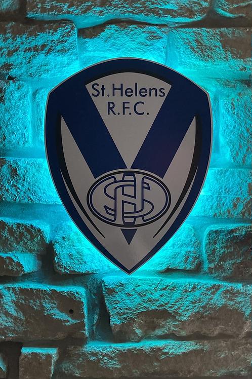 Saint Helens RL Wall Light AWAY COLOURS
