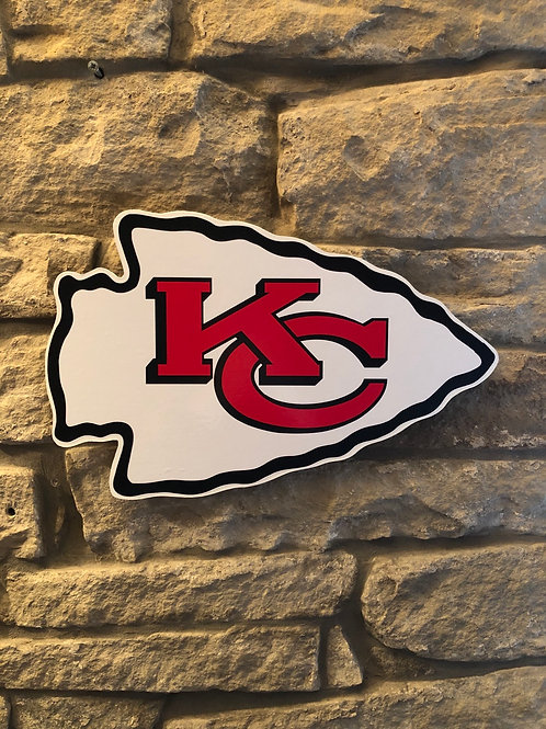 imake NFL Kansas City Chiefs ARROW Official Badge