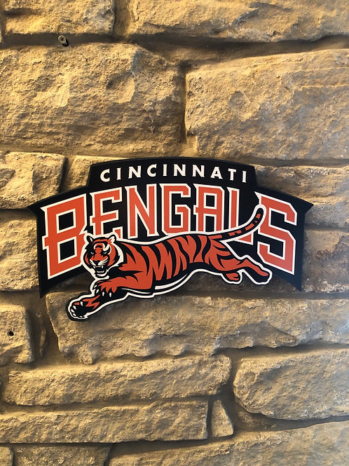 imake NFL Cincinnati Bengals retro Logo