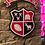 Thumbnail: imake Huddersfield YM R.U.F.C Wooden Wall badge