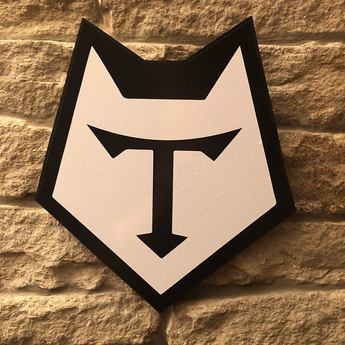 Toronto Wolfpack RL MDF Wall