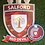 Thumbnail: imake Salford Red Devil's Wooden Wall Badge