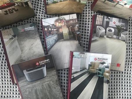 Karndean Flooring Brochures Ready to Go!