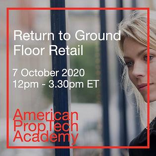 Return of Ground Floor Retail