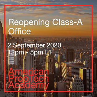 Reopening Class-A Office Buildings
