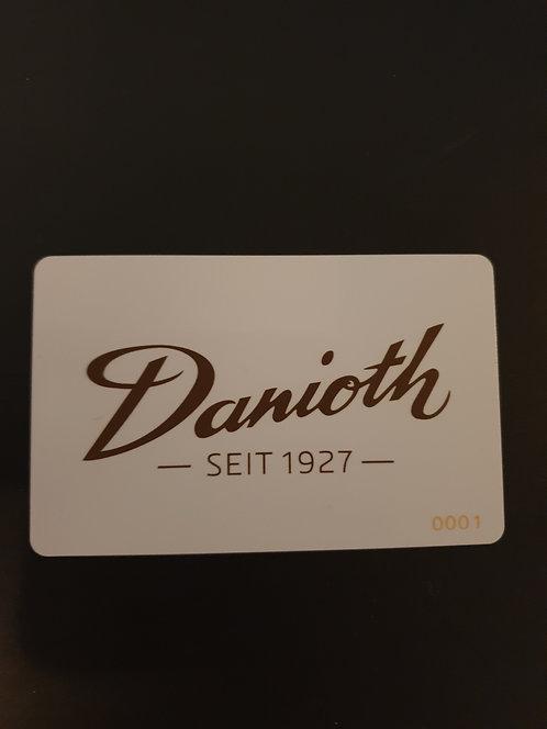 Gutschein Danioth