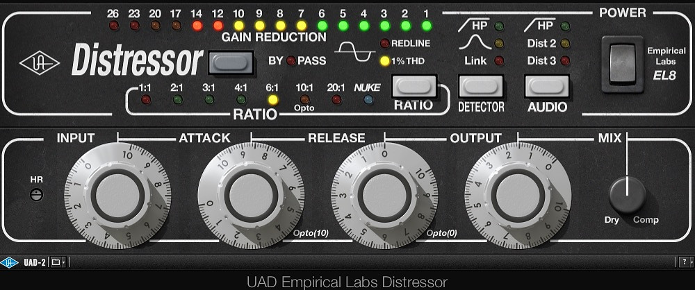 UAD Empirical Labs Distressor